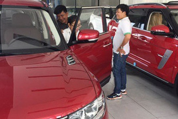 Chinese cars become more popular in Vietnam