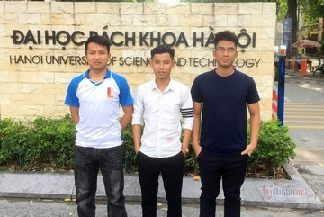 VN students invent 'magic arm' to help people with disabilities