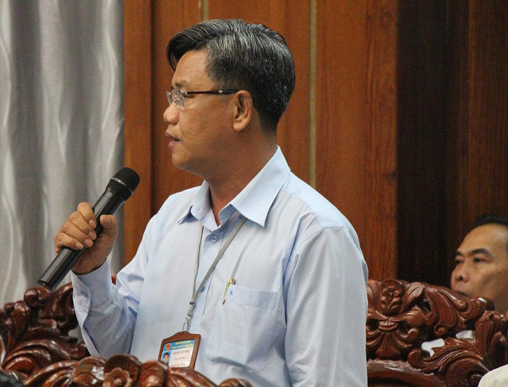 Bộ trưởng TT&TT 'mời' Hậu Giang đẩy việc khó lên Bộ
