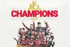 Liverpool vô địch Ngoại hạng Anh sau 30 năm chờ đợi