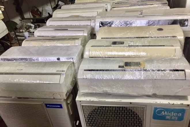 Dịch vụ cho thuê điều hòa chống nóng đắt khách
