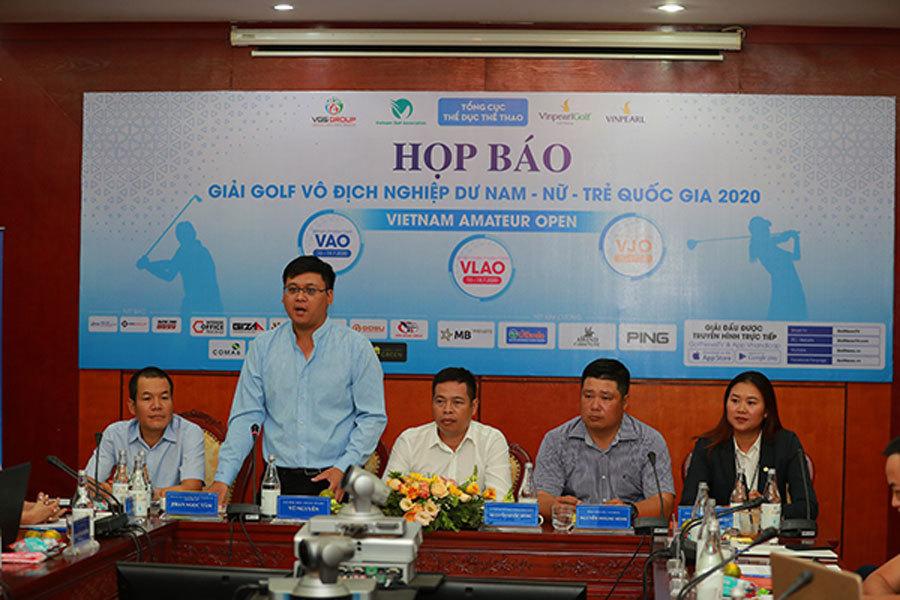 Golf Việt Nam sắp ra quân rầm rộ