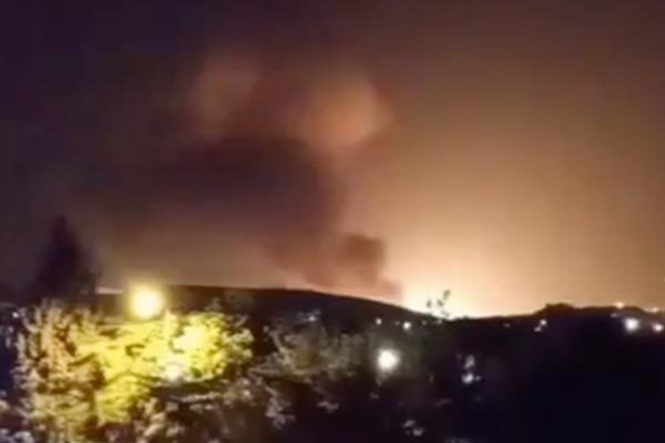 Ảnh vệ tinh tiết lộ sự thật về vụ nổ bí ẩn ở Iran