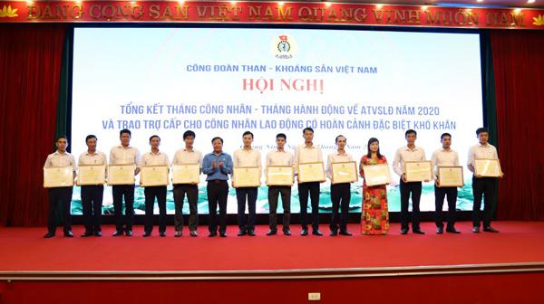 Công đoàn TKV: Nhiều hoạt động thiết thực trong Tháng Công nhân 2020