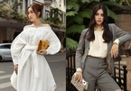 Đỗ Mỹ Linh, Tiểu Vy thanh lịch, nữ tính với thời trang đường phố