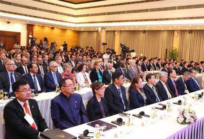 36th ASEAN Summit opens in Hanoi