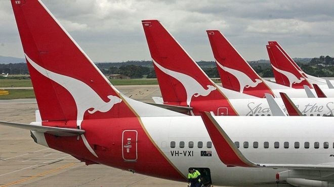 Coronavirus: Qantas to axe 6,000 jobs due to pandemic