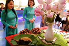 Traditional festival goes on with detox rituals