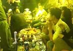 Hàng chục nam nữ phê ma túy ở tụ điểm ăn chơi trung tâm Sài Gòn
