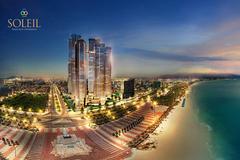 Wyndham Soleil Danang mở bán tòa căn hộ khách sạn view biển
