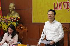 Bộ TT&TT sẽ giúp An Giang sớm ban hành chiến lược chuyển đổi số