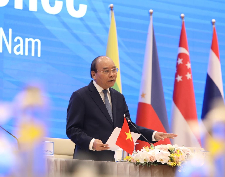 Thủ tướng cảm ơn quốc tế hỗ trợ Việt Nam bước đầu chiến thắng Covid-19