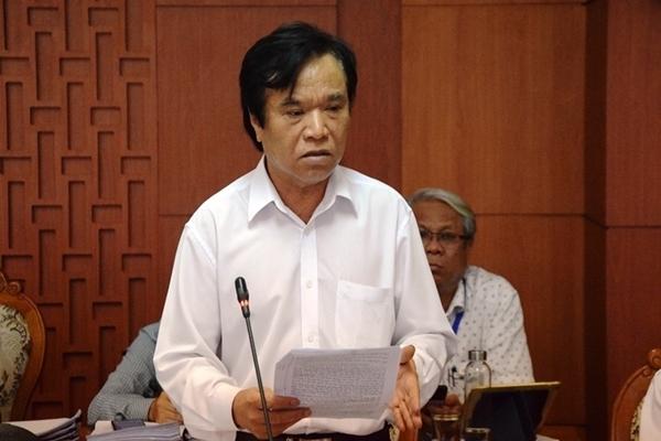Giám đốc Sở Tài chính Quảng Nam: Tôi xin thôi chức vì không tái cử được nữa