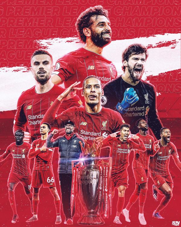 Liverpool vô địch Ngoại hạng Anh: Sự vĩ đại của Jurgen Klopp