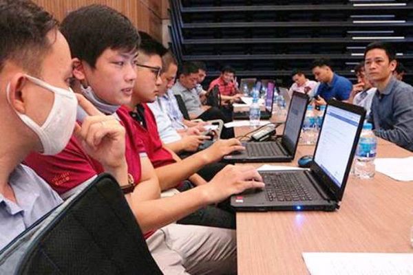 Vietnamese tech experts join transnational cyber-attack exercise
