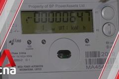 Người Singapore dùng công tơ điện thông minh