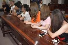 30 nam nữ 'phê' ma túy ở quán karaoke, có học sinh cấp hai
