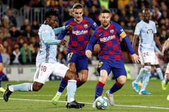 Celta Vigo vs Barca: Hiểm nguy rình rập