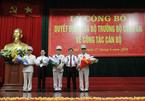 Nghệ An, Hà Tĩnh có tân giám đốc công an