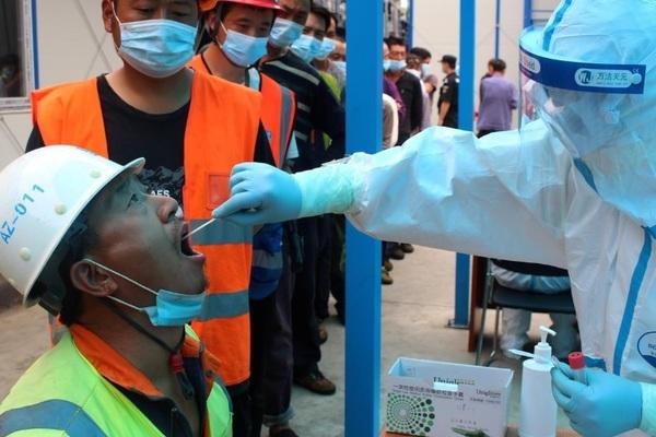 Số ca Covid-19 tại Bắc Kinh lại nhảy vọt