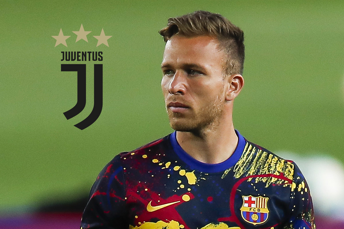 MU tranh ký Guendouzi, Juventus có Arthur