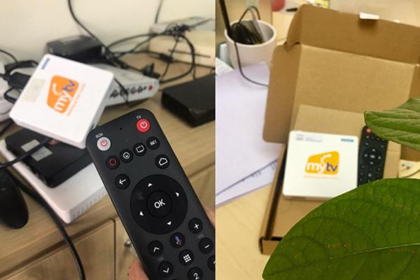 Có gì trong chiếc MyTV Box 2020 thế hệ mới của VNPT?