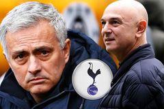 Mourinho cãi nhau với Chủ tịch Tottenham về chuyển nhượng
