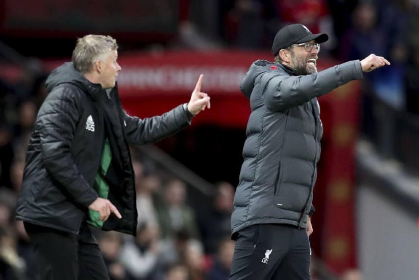 Solskjaer thừa nhận 'đau' khi nhìn Liverpool ẵm cúp