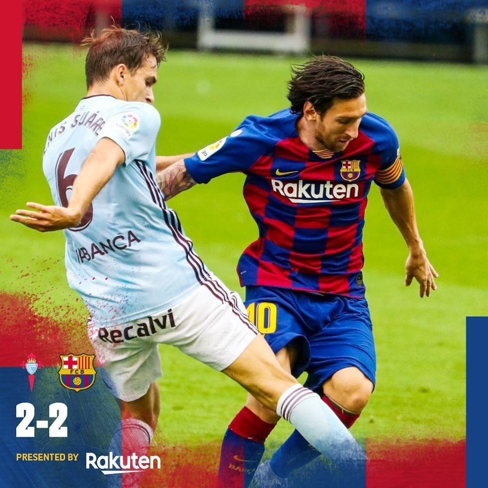 Celta Vigo,Barca,Messi