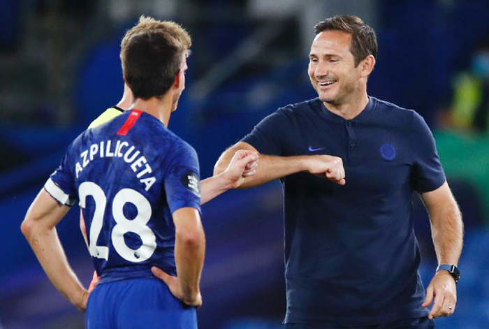 Leicester vs Chelsea: Bay cao cùng Frank Lampard