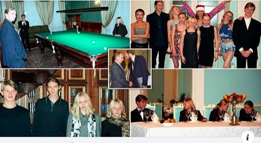 Loạt ảnh hiếm về hai con gái của Putin ở tuổi trưởng thành