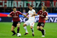 Lịch thi đấu vòng 28 Serie A: Milan đấu Roma