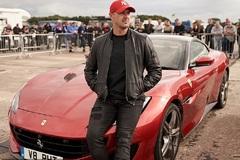 MC kênh Top Gear suýt mất mạng khi đang ghi hình với siêu xe Lamborghini