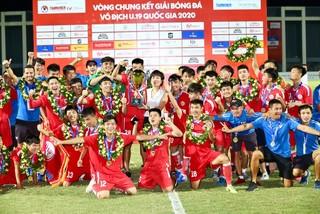 Hạ U19 HAGL, PVF đoạt vô địch U19 Quốc gia