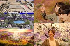 Hậu trường cảnh quay đẹp như mơ MV 'Stay Gold' của BTS