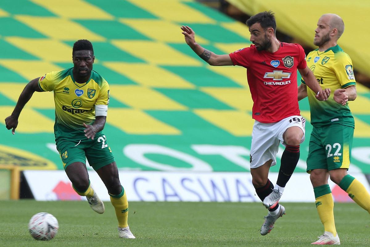 MU bay cao: Hãy thận trọng với Bruno Fernandes