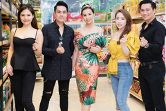 Lã Thanh Huyền, Phanh Lee hội ngộ 'hội bạn thân'