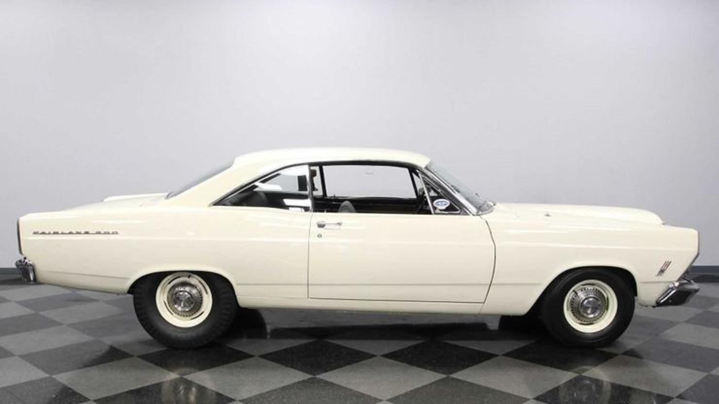 Những mẫu xe siêu hiếm của Ford