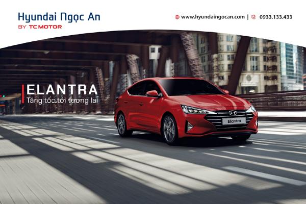 Những điểm hấp dẫn của Hyundai Elantra