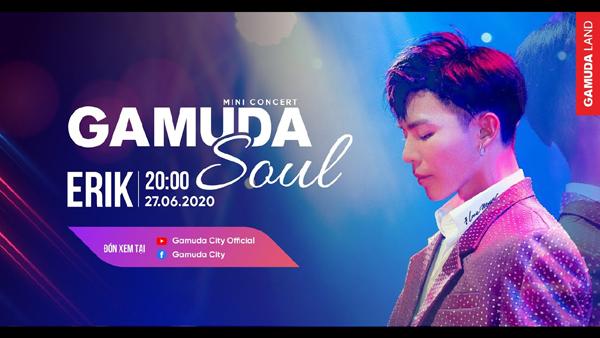 Ra mắt chương trình âm nhạc trực tuyến Gamuda Soul