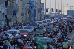 Elevated roads in HCM Citycould easegridlock
