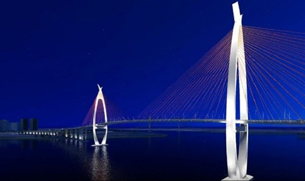 New Can Gio Bridge,coastal tourism sites approved
