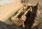 Brick tombs unearthed at school in Ninh Binh