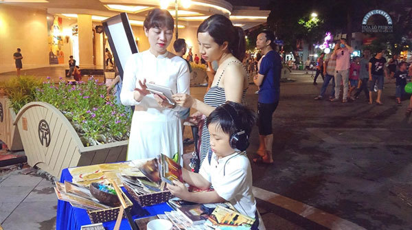 Hanoi destinations put in the limelight