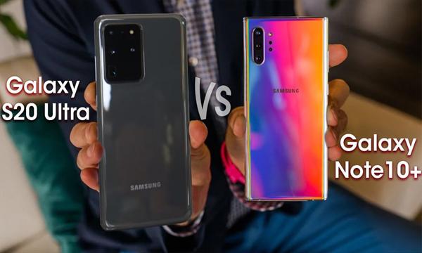Điện thoại giảm sốc tháng 6: Xướng tên Galaxy S20 và Galaxy Note 10