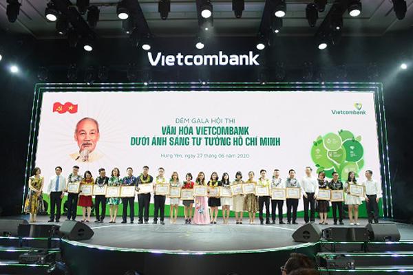 Hội thi Văn hoá Vietcombank dưới ánh sáng tư tưởng Hồ Chí Minh