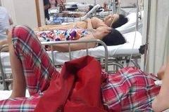 22 người nhập viện cấp cứu sau khi ăn tiệc cưới