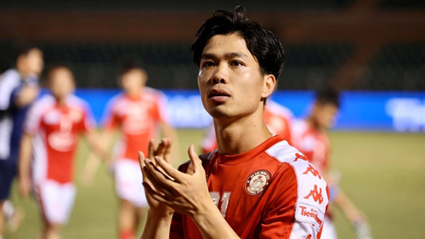 Striker Cong Phuong could miss AFF Cup