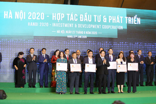 Tecco Group được Hà Nội trao quyết định chủ trương đầu tư dự án mới