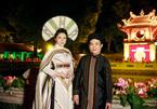 Di sản Tây Nguyên trong tà áo dài duyên dáng